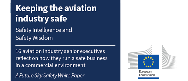 White paper 'Keeping the aviation industry safe' released