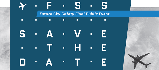 Save the date! 2nd FSS Public Workshop