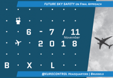 Future Sky Safety on Final Approach – save the date