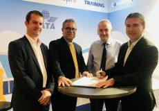 FSS receives IATA award at GAPS 2018