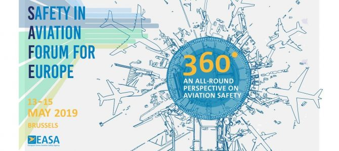P3 at the EASA Safety in Aviation Forum for Europe (SAFE)