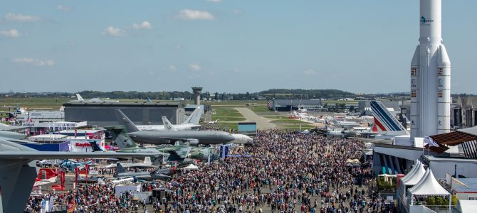 53rd International Paris Airshow